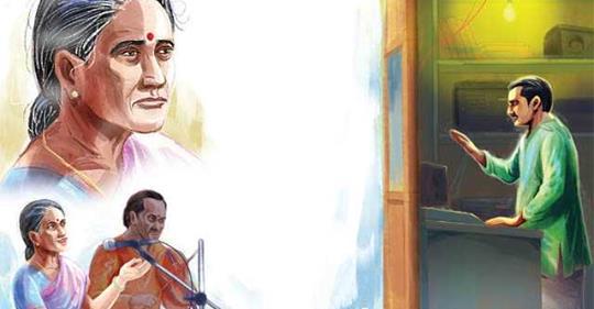 புதிய சிறுகதை  'மயில் மார்க் குடைகள்' (முழு வடிவம்) இரா.முருகன்